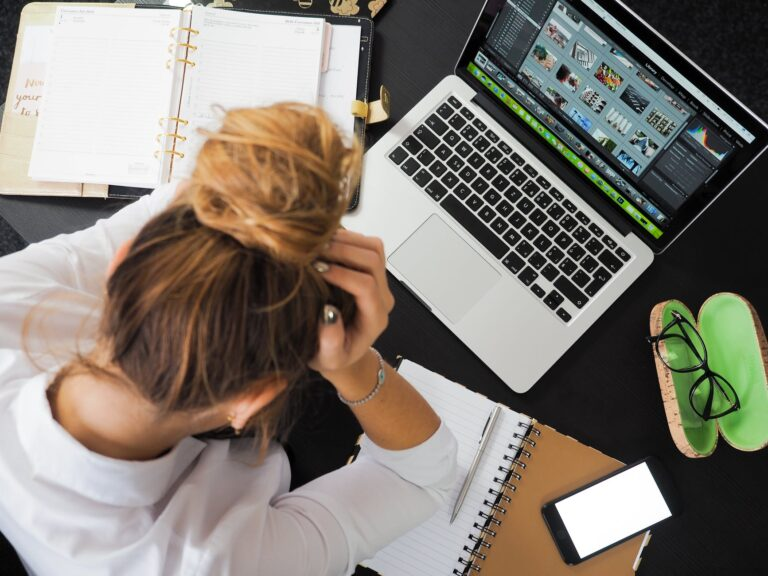 How To Manage Stress At Work?